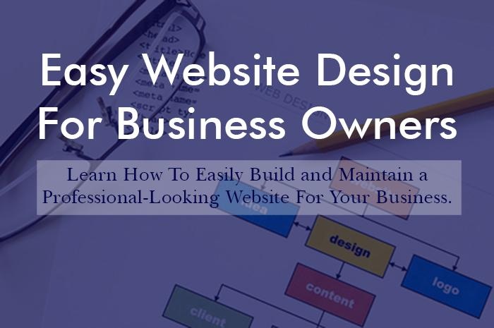 Easy Website Design Header Image